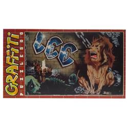 """Clementoni® Steckpuzzle Clementoni Graffiti Puzzle 500 Teile """"Lee"""", 500 Puzzleteile"""