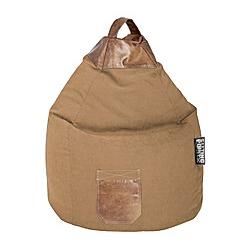 Sitzsack Beanbag Jamie XXL (Farbe: sand)