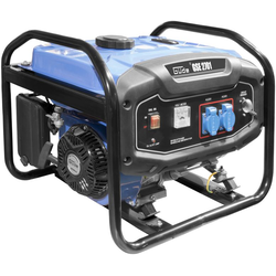 Güde Benzin Stromerzeuger Generator Notstromgenerator GSE2701 2 x 230V