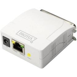 Digitus DN-13001-1 Netzwerk Printserver LAN (10/100MBit/s), Parallel (IEEE 1284)