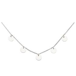 Desinas Coin Necklace