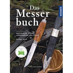 Das Messerbuch als Buch von Carsten Bothe