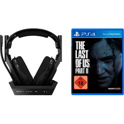 ASTRO A50 Gen4 PS4 Gaming-Headset (mit The Last of Us Part II PlayStation 4)