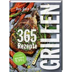Das Gute leben - Grillen: Buch von