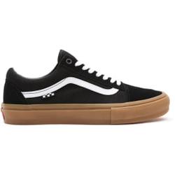 Vans - Mens Skate Old Skool Black Gum - Sneakers - Größe: 8,5 US