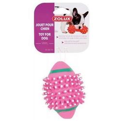 ZOLUX Hundespielzeug Ball aus Vinyl für Hunde 7 cm