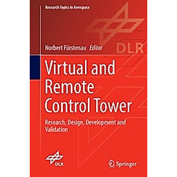 Virtual and Remote Control Tower - Buch