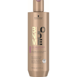 Schwarzkopf Blondme All Blondes Light Shampoo 300 ml