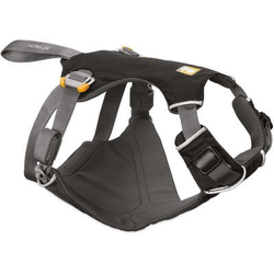 Ruffwear Load Up? Harness Autogeschirr für Hunde, XXS, Brust: 33.0 ? 43.0 cm - Obsidian Black