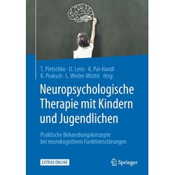 Neuropsychologische Therapie mit Kindern und Jugendlichen: eBook von