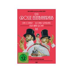 Der Grosse Eisenbahnraub DVD