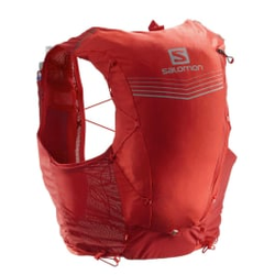 Salomon - Adv Skin 12 Set Goji - Trinkgürtel / Rucksäcke - Größe: XS