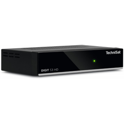 TechniSat DIGIT S3 DVR Satelliten-Receiver (HDMI, HDTV, USB 2.0)