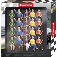 Carrera Figurensatz Tribüne 20021129