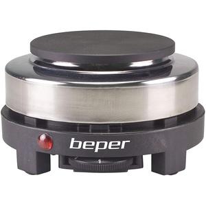 BEPER P101PIA002 Elektrische Heizplatte, inossidabile Acciaio