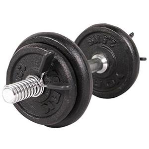 LoveLeiter 2 Stück Gewichthebel-Klemmen für Hanteln, Hantel-Klammern für Hanteln, Gewichtheben, Hantelbefestigung Hantel Federverschlüsse 25mm/Paar