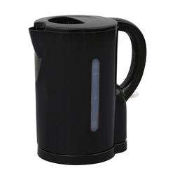 DESKI Wasserkocher, 1.7 l, 2200 W, Wasserkocher Teekocher 1,7 Liter kabellos Wasser Kocher Abschaltautomatik schwarz