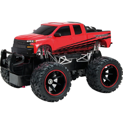 New Bright Spielzeug-Auto New Bright RC - Auto Chevy Silverado 1:24