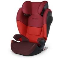 Cybex Solution M-Fix SL rumba red