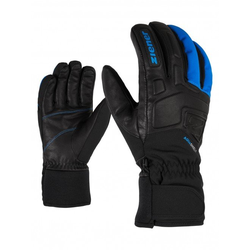 ZIENER GLYXUS AS Handschuh 2020 true blue - 9,5