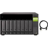 QNAP TL-D800C Expansion Unit, TL-D800C