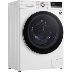 LG Waschmaschine, F2V7SLIM8E A (A bis G) weiß Waschmaschinen Haushaltsgeräte Waschmaschine