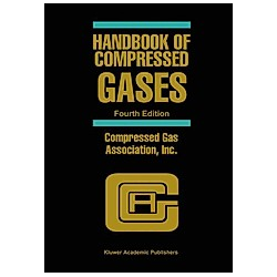 Handbook of Compressed Gases. Inc. Compressed Gas Association  - Buch