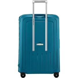 Samsonite S'Cure Spinner 75 cm / 102 l petrol blue stripes