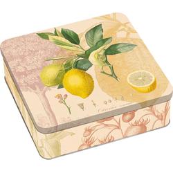 Kew Gardens Geschenkdose - Motiv Zitrone