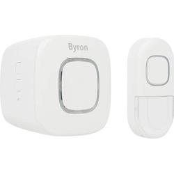 Byron DBY-24722 Funkklingel Komplett-Set mit Blinklicht
