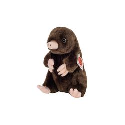Teddy Hermann® Kuscheltier Maulwurf sitzend 19 cm