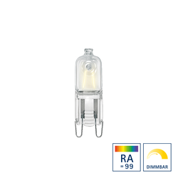 Sigor Halogenlampe 230 V G9, 19 W