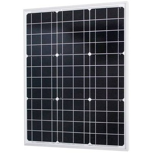 Phaesun Sun Plus 50 S Monokristallines Solarmodul 50 Wp 12V