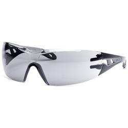Uvex Arbeitsschutz pheos 9192.285 schwarz/grau Arbeitsschutzbrille
