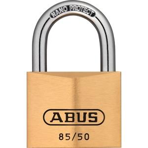 Abus Vorhangschloss 85/50 gleichschließend