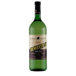 Achaia Clauss Demestica Weißwein Trocken Tafelwein aus Griechenland 750ml