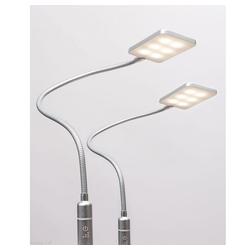 kalb Bettleuchte kalb 4W LED Bettleuchte Leseleuchte Flexleuchte Nachttischlampe Bettlampe Leselampe