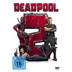 Deadpool 2 - DVD  Filme