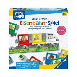 Ravensburger Lernspielzeug ministeps® Mein erstes Eisenbahn-Spiel