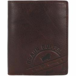 Braun Büffel Parma LP Geldbörse Leder 9,5 cm braun