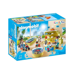 Playmobil® Spielwelt PLAYMOBIL® 9061 - Family Fun - Aquarium- Shop