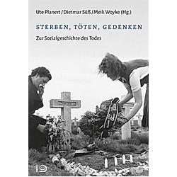 sterben  töten  gedenken - Buch