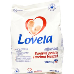Lovela Color Waschpulver 1625 g
