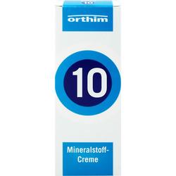 MINERALSTOFF-Creme Nr.10 75 ml