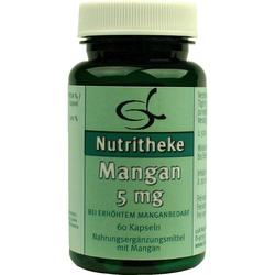 Mangan 5 mg Kapseln