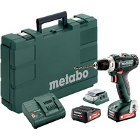 METABO PowerMaxx BS 12 inkl. 2 x 2,0 Ah (601036910)