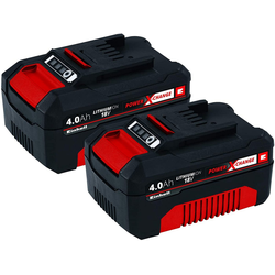 Einhell Einhell Akku PXC-Twinpack 4,0 Ah Power X-Change Akku-Set
