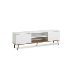 Homestyle4u Lowboard, TV-Board Sideboard