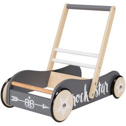 roba® Lauflernwagen Rock Star Baby 3, kippsicher