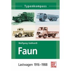 Typenkompass Faun: Buch von Wolfgang H. Gebhardt